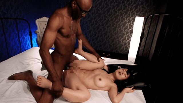 PetersMAX ZEX-095b Arisu Sato vs Black Man - Japanese AV Porn