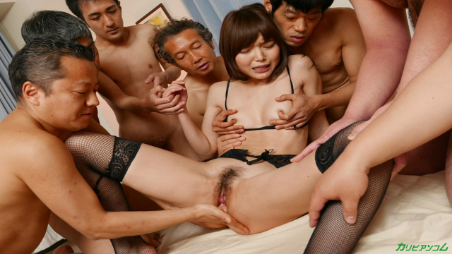 Caribbeancom 082716-242 - Shino Midori - Caribbeancom Full give me Midori Shino the semen - Japanese AV Porn