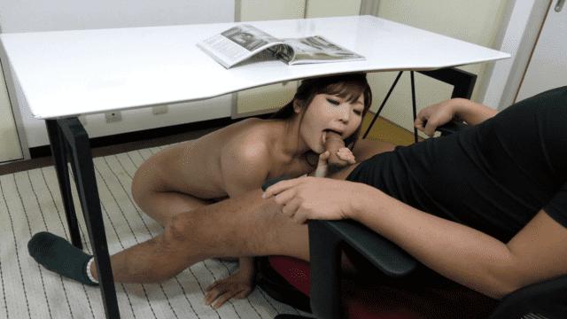 AV Videos Caribbeancom 042215-858  Pacifier addiction woman under the desk the undisclosed Ryu Enami Miyuki Ojima