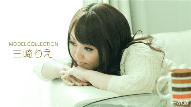 AV Videos 1pondo 111417_605 Rie Misaki Foto JAV Model Collection