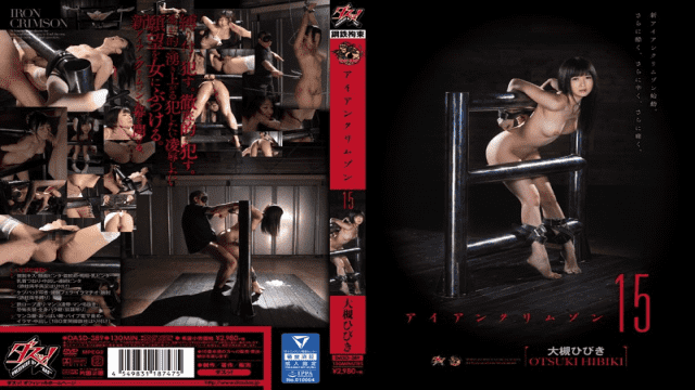 Das DASD-389 Hibiki Otsuki Iron Crimson 15 - Japanese AV Porn