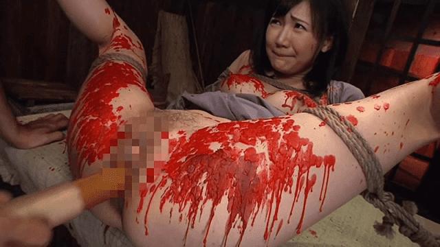 Dogma GTJ-053b Maki Hoshikawa Rope / Lady Torture - Japanese AV Porn