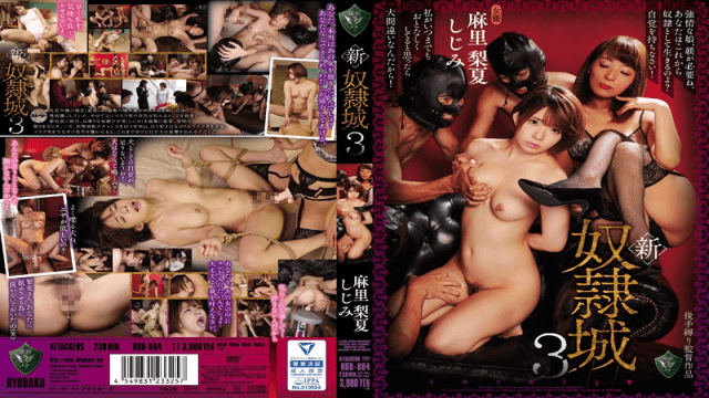 Attackers RBD-884 Free Erotic New Slave Castle 3 - Japanese AV Porn