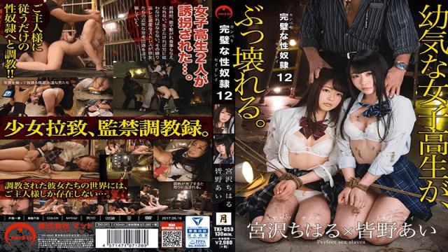 AV Videos MAD TKI-053 Perfect Sex Slave 12 Ai Minano Chiharu Miyazawa