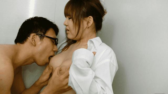 Heyzo 1316 Rion Yoshizawa Passionate Sex with a Stranger - Jav Uncensored Bathroom - Japanese AV Porn