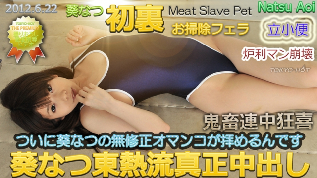 [TokyoHot n0756] Meat Slave Pet - Jav Uncensored Full Movies - Japanese AV Porn