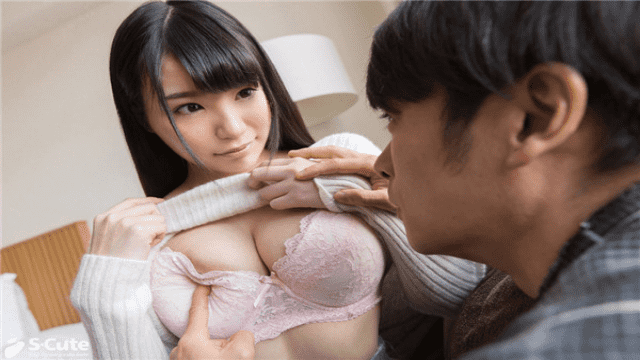 S-Cute tks_001 Miyu Blowjob Loving Busty Bishojo and Gonzo H - Japanese AV Porn