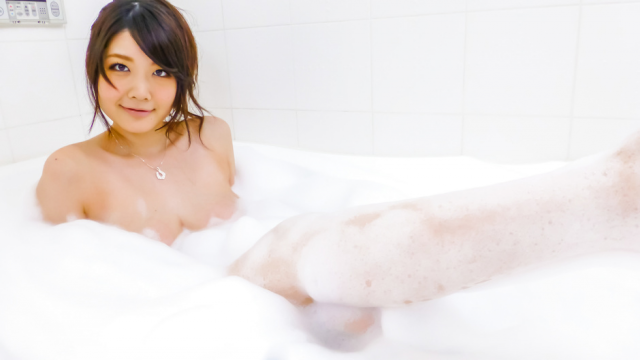 Rie Tachikawa takes a bath in amateur asian sex videos - Japanese AV Porn