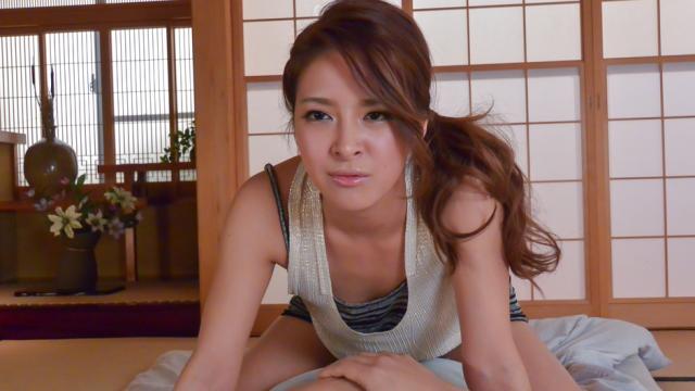 AV Videos AmateurNana Ninomiya enjoys Japan blow job