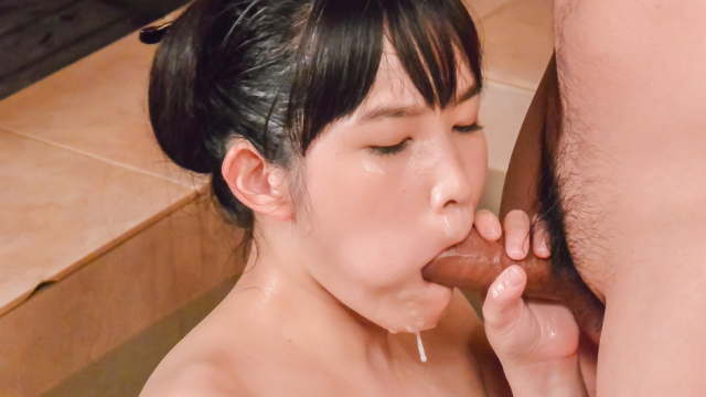 Asian blowjobs along skinny babe Yui Kasugano  - Japanese AV Porn