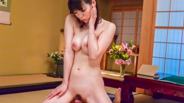 Asian milf POV oral with needy Nao Mizuki  - Japanese AV Porn