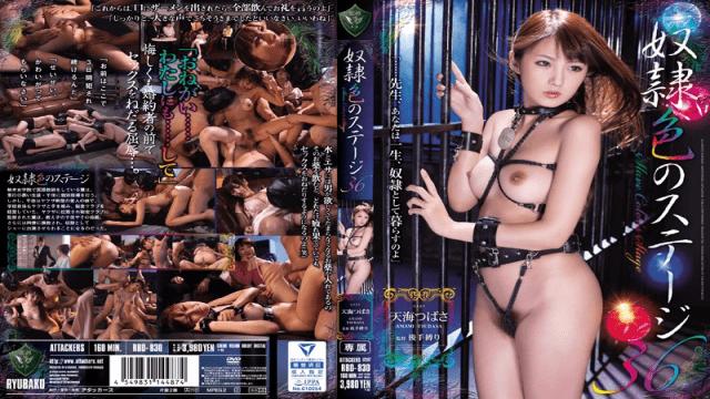 Attackers RBD-830 Tsubasa Amami Slave-Colored Stage 36 - Japanese AV Porn