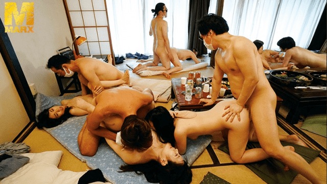 Marx Brothers MRXD-064 2017 MARX Fan Thanksgiving Fans And De M Milf Drunk Lost And Tossed Away Fragrance - Japanese AV Porn