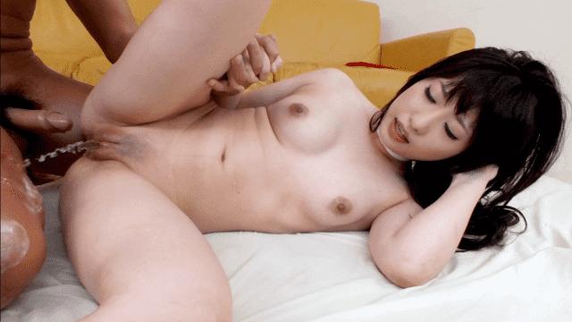 Caribbeancom 012213-244 Arisa Nakano FUCK Shaved pussy sandwich - Japanese AV Porn