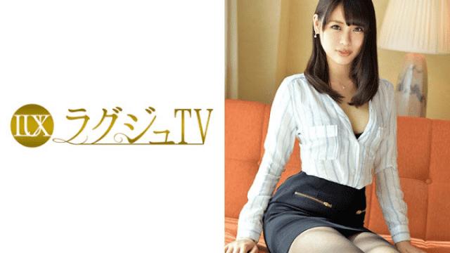 Luxury TV 259LUXU-667 Saya Kato Luxurious TV 649 Saya Kato 26 years old Makeup instructor - Japanese AV Porn