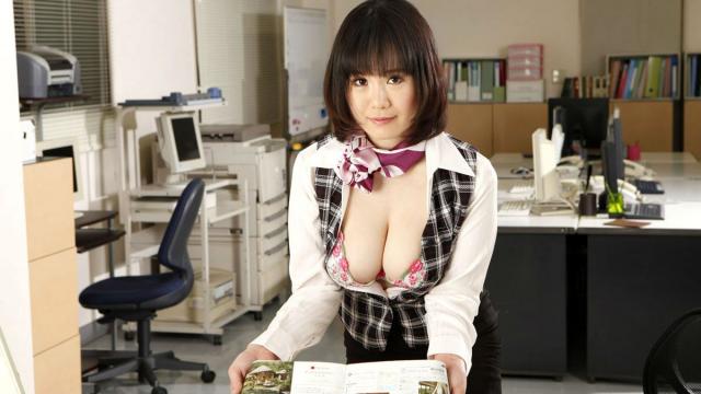 Caribbean 112615-031 - Shizuku Hutaba - Asian Office Lady - Japanese AV Porn