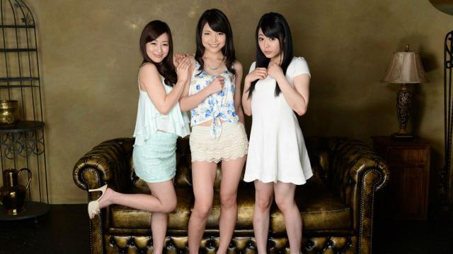 Caribbeancom 081714_669 - Megumi Shino, Yui Kawagoe, Maria Ono - Free Asian Porn Tube - Japanese AV Porn
