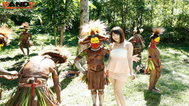 DANDY AVOP-108 Kanon Tachibana Wild Kingdom 2015 Tachibanahana-on Earth Last Unexplored Region In The 5 To The Natives To Continue The Life Unchanged From Million Years Ago A Raw Teach Proceeds Gait Japanese Erotic Culture Do - Japanese AV Porn