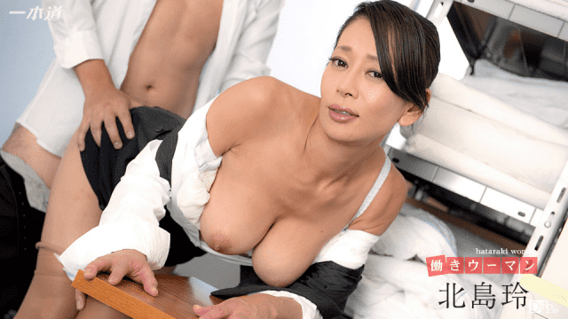 AV Videos Caribbeancom 012116_479 Rei Kitajima Working woman Hotel man of colorism