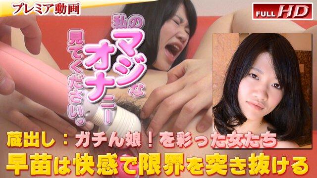 Gachinco gachip342 Sanae Online HD - Japanese AV Porn