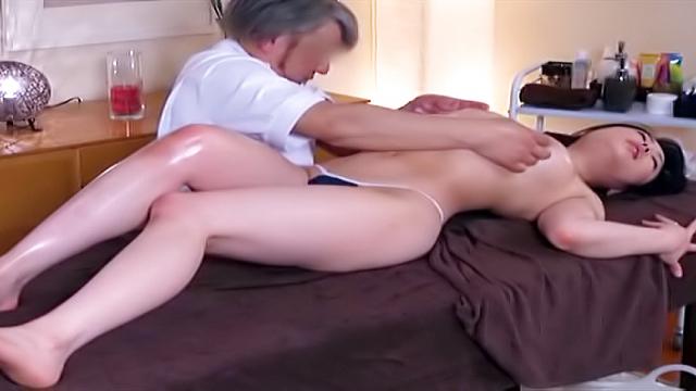 Hardcore fuck involving hot busty Asian milf babe - Japanese AV Porn