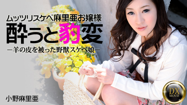 AV Videos [Heyzo 0330] Muttsurisukebe tail brought back the way of the princess - Ono Maria