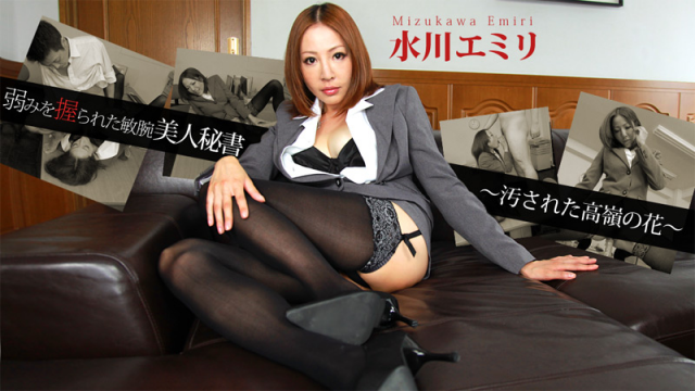 AV Videos [Heyzo 0515] Emiri Mizukawa How to Take Advantage of a Beautiful Secretary's Weakness