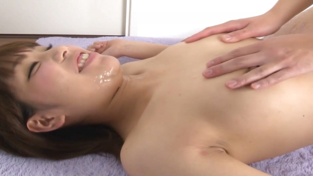 Japanese mature lady enjoys plenty of cumshots - Japanese AV Porn