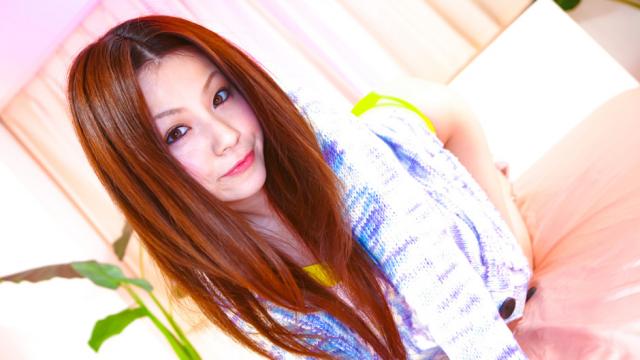 AV Videos JAV Beauty Rina Koizumi Fucked in Sexy Yellow Bikini