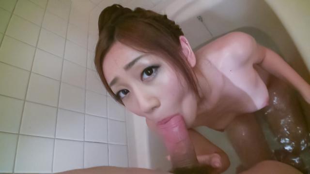 Kaori Maeda amazing Japan blowjob in POV - Japanese AV Porn