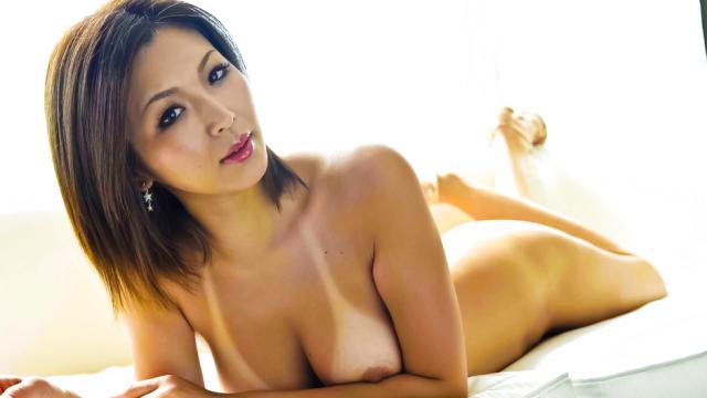 Mai Kuroki riding a hard and throbbing cocks like crazy - Japanese AV Porn