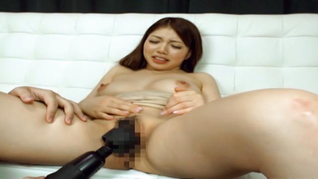 Mio Morisaki has her cunt humped - Japanese AV Porn