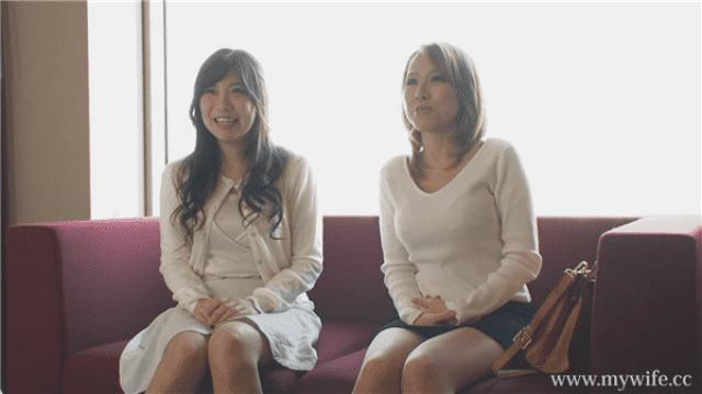 Mywife-1154 Hosaka gumi & Rie Iiyama 3 drunken time - Japanese AV Porn