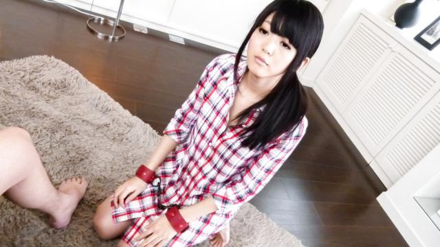Riisa Minami pleasing with warm asian blow job - Japanese AV Porn