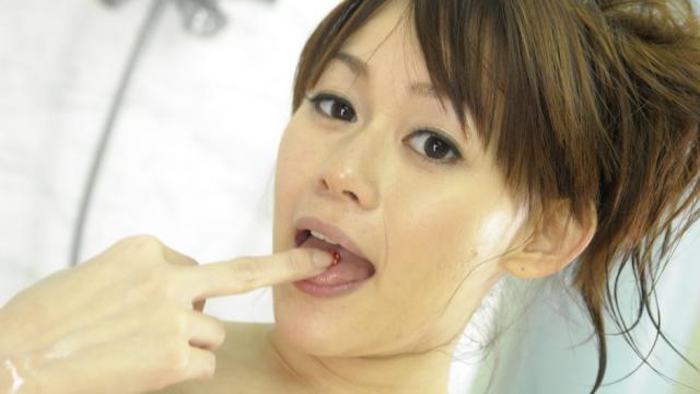 Rina Wakamiya with hot ass and huge tits gets fucked - Japanese AV Porn