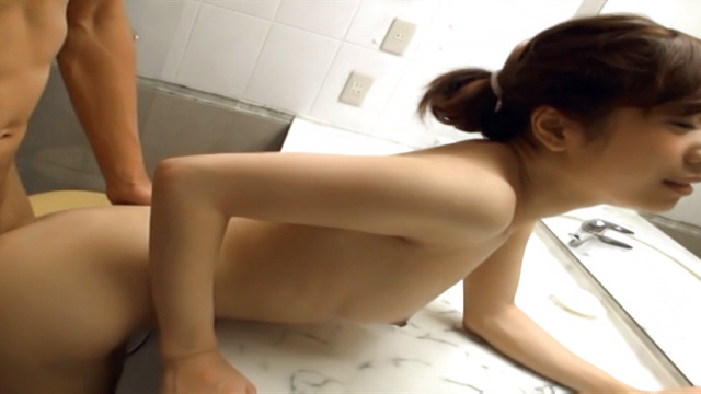 Sassy vixen having sex with her boyfriend in shower - Japanese AV Porn