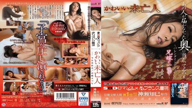 AV Videos SODCreate SDMU-520 SOD Romance x French Study An Original Story Tomomi Kono A Cute Widow Together With A Sister-In-Law On Valentine Day, All Night Long