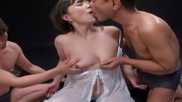 Spicy mature adores getting pumped after orals - Japanese AV Porn