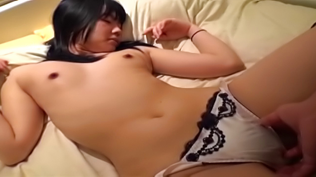 Sweet Japanese temptress gets slammed hard - Japanese AV Porn