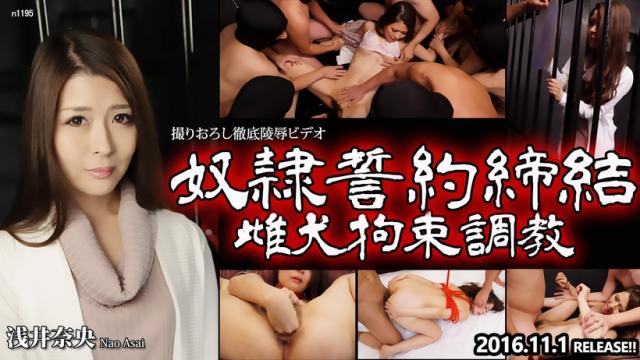 AV Videos [TokyoHot n1195] Bondage Slave Hard Training