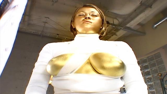 Voluptuous milf enjoys cock during bondage porn show - Japanese AV Porn